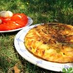 Tortilla champetre